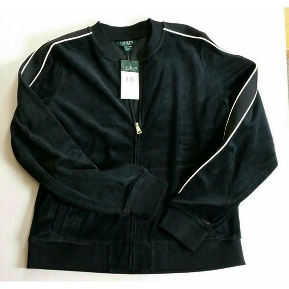 Lauren Ralph Lauren Jackets & Blazers - NWT Lauren Ralph Lauren Active Wear Jacket W/Large